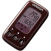 オムロン(OMRON) 活動量計 カロリスキャン WellnessLink チョコレート HJA-311-BW