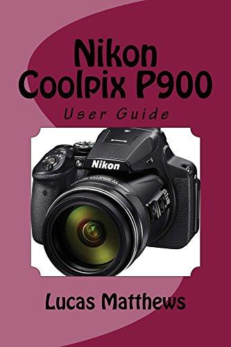 Nikon Coolpix P900 (English Ed...