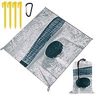 Ice Hockey ハイエンドファッションシンプルポップスタイリッシュなポータブル防水ピクニックマット印刷プロセスコンパクト