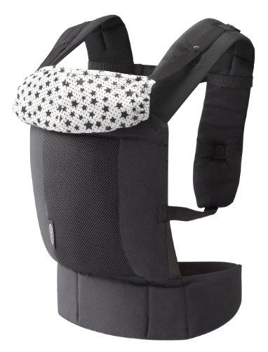 GRACO (グレコ) 抱っこひも ルーポップ トゥインクルスターBK (つかれにくい腰ベルト & 立体メッシュタイプ...