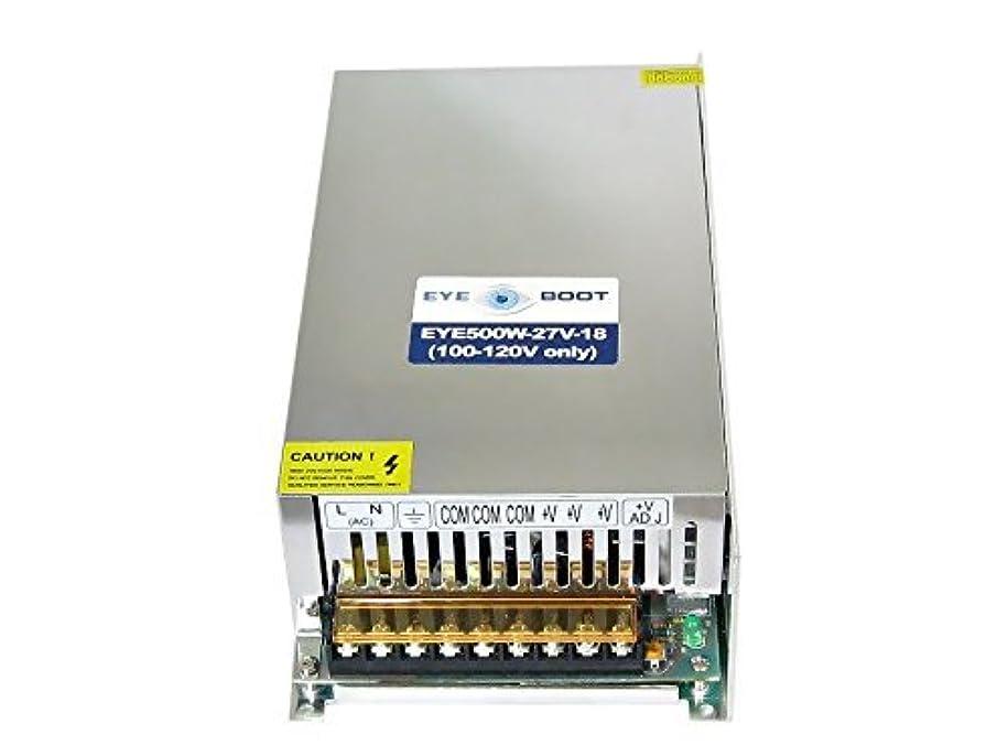受け皿治療誰も27V 500W DC Universal Regulated Switching Power Supply AC to DC 18 Amps [並行輸入品]