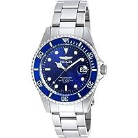 Invicta Men's 9204OB Year-Round Analog Quartz Silver Watch