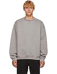 (アクネ ストゥディオズ) Acne Studios メンズ トップス スウェット・トレーナー Grey Flogho Crewneck Sweatshirt [並行輸入品]