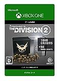 ディビジョン2 1050プレミアムクレジットパック|XboxOne|オンラインコード版