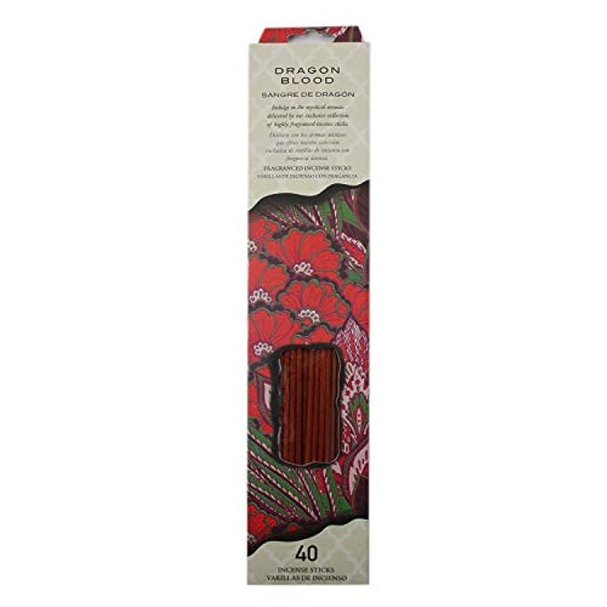 便利抑制具体的にFlora Classiqueドラゴンブラッド香、40 ct