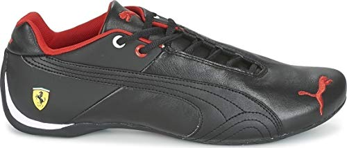 PUMA FUTURE CAT LEATHER SF BLACK/RED プーマ フューチャー キャット レザー 305735-02