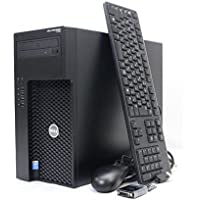 【中古】 DELL Precision T1700 Core i5-4690 3.5GHz 16GB 1TB QuadroK620 DVD-ROM Windows7Pro64bit