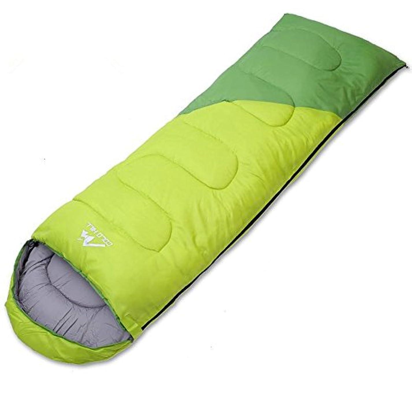 眠りセーブウィザードWaterly ポータブル寝袋二重寝袋通気性の暖かい寝袋厚いパディング防水品質保証 顧客に愛されて