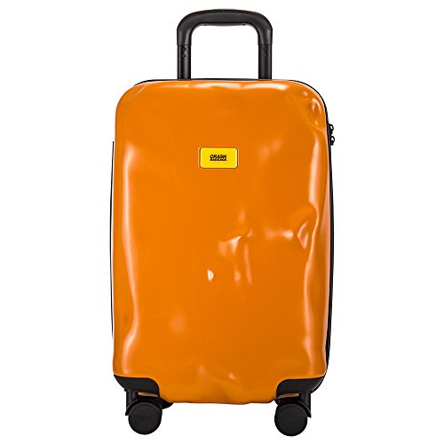 クラッシュバゲージ Crash Baggage スーツケース 40L パイオニア Sサイズ 機内持ち込み CB101 オレンジ(12) [並行輸入品]