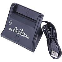 COZILAXスマートカードリーダー USB2.0接触型IC/ID/Bank /ATM カードライター電子申告(e-Tax)/住基カード対応 共通アクセサ チップカード