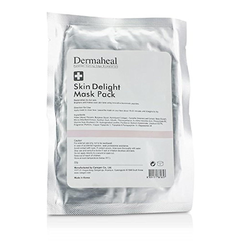 凍結偽善者混乱ダーマヒール Skin Delight Mask Pack 22g/0.7oz並行輸入品