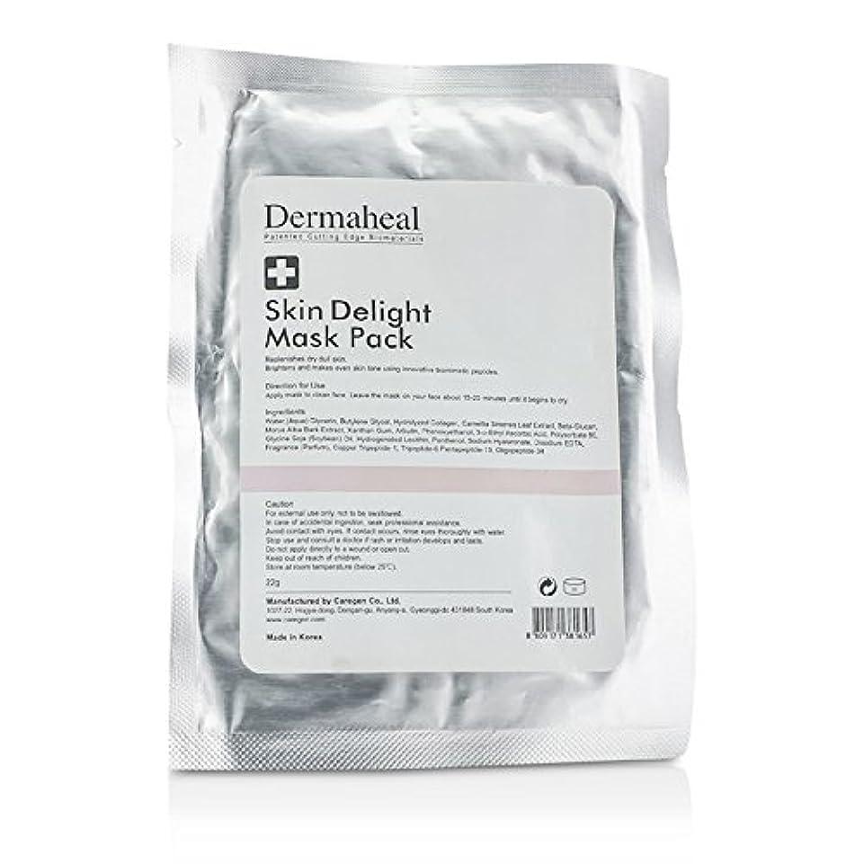 和らげる複雑でない薬用ダーマヒール Skin Delight Mask Pack 22g/0.7oz並行輸入品