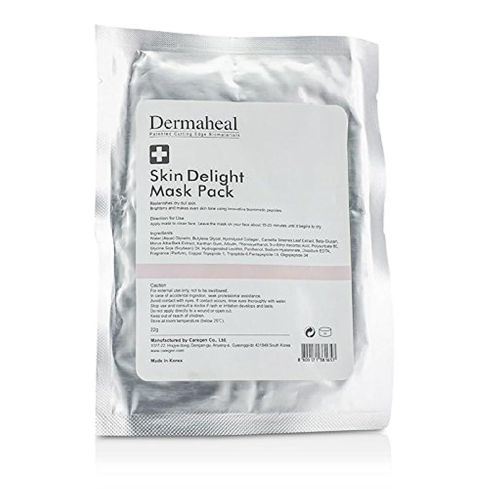 葬儀インチ長老ダーマヒール Skin Delight Mask Pack 22g/0.7oz並行輸入品