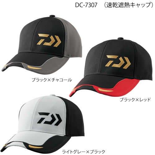 ダイワ(Daiwa) 釣り キャップ 速乾遮熱キャップ DC-7307