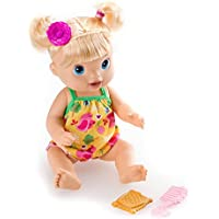 Baby Alive Pretty in Pigtails - Blonde