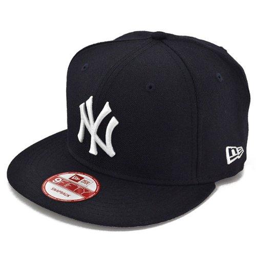 NEW ERA ニューエラ NEWERA 9FIFTY SNAPBACK YANKEES(MLB) NAVY/WHITE 11308467 ニューエラ 9フィフティー スナップバック ニューヨーク・ヤンキース ネイビー/ホワイト