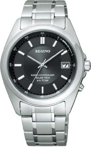 [シチズン]CITIZEN 腕時計 REGUNO レグノ ソーラーテック 電波時計 RS25-0344H メンズ