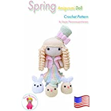 Spring Amigurumi Doll: Crochet Pattern
