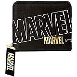 【MARVEL/?????】二つ折り財布(ビッグロゴ)50905 財布/ウォレット/小銭入れ