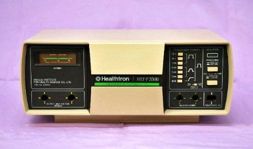 白寿生科学研究所 HEF-P3500 ヘルストロン 電位治療器 電極タイプ