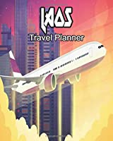 Laos Travel Planner: Travelers Journal and Diary Composition Notebook