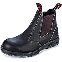 New REDBACK USBOK STEEL TOE Safety Work Boot - DARK BROWN (AUS / US / EU Mens)