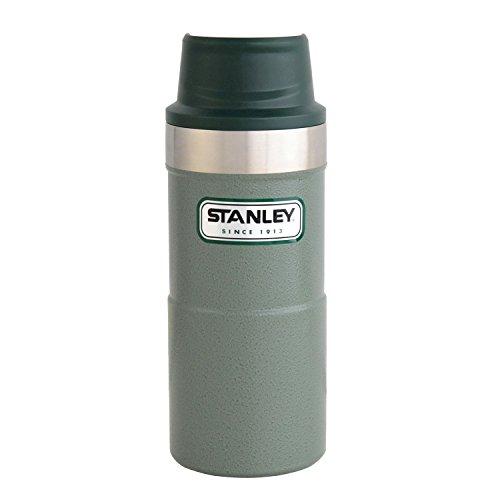 STANLEY(スタンレー) クラシック真空ワンハンドマグII 0.35L グリーン 水筒 06440-006 (日本正規品)