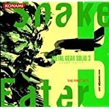 METAL GEAR SOLID 3 SNAKE EATER PS2 特典 CD 『THE FIRST BITE』【特典のみ】