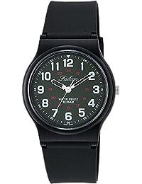 [シチズン キューアンドキュー]CITIZEN Q&Q 腕時計 Falcon ファルコン アナログ表示 10気圧防水 ウレタンベルト モスグリーン VP46-857