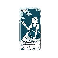 CANCER by CREE ハードケース らくらくスマートフォン3 F-06F プリンセス 姫 童話 絵本 hd001-00204-04 スマホ カバー