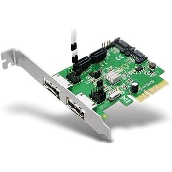 エアリア TTH QUATTRO PCI Express x4接続 SATA 4ポート eSATA 2ポート 排他仕様 RAID機能搭載 SD-PE4SA3ES4L