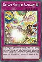 遊戯王 RIRA-EN091 Dream Mirror Fantasy (英語版 1st Edition ノーマル) Rising Rampage