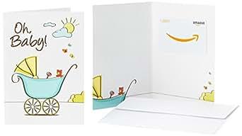 Amazonギフト券 グリーティングカードタイプ - 1,000円(ベイビー)