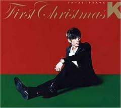 K「Every Year, Every Christmas」の歌詞を収録したCDジャケット画像