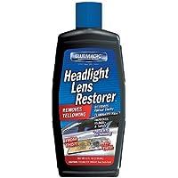 Blue Magic 725CD-06 Headlight Lens Restorer - 8 oz. [並行輸入品]