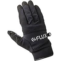 【FLUX】フラックス 2017-2018 PipeGlove メンズ レディース パイプグローブ スノーグローブ スノーボード 薄手 手袋 S-XL 2カラー Black M