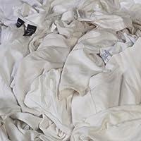 すべてのぼろR701-50干拓カラーニットホワイト、50ポンド。