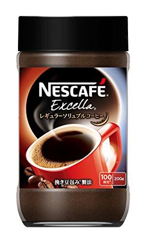 エクセラ レギュラーソリュブルコーヒー 200g