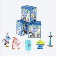ディズニー パークアイコン ミニチュアフィギュア コレクションセット フィギュアリン コンプリート BOX 全6種(シークレット1個)フィギュア 東京 ディズニーランド ディズニーリゾート TDR
