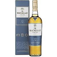 シングルモルト ウイスキー ザ マッカラン 12年 ファインオーク 700ml