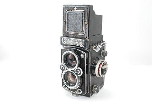 ROLLEIFLEX ローライフレックス 3.5E DBP DBGM + planar 75mm F3.5