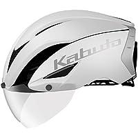 OGK KABUTO(オージーケーカブト) ヘルメット ヘルメット AERO-R1 マットホワイト-1