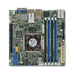 SuperMicro X10SDV-TLN4F Mini-ITX Xeon D-1540 Dual 10GbE LAN [並行輸入品]