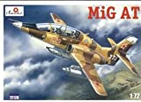 mig-at ( Late )ロシアモダントレーナーAircraft 1/ 72Amodel 72128