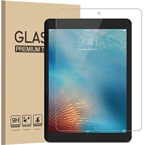 【2枚入り】iPad Mini4ガラスフィルム ブルーライト 3倍強化 液晶保護 9H スクラッチ防止 指紋拭きやすい 気泡自動排除 自動吸着 軽量 薄型 3D 硬度9H指紋防止 防爆裂液晶保護