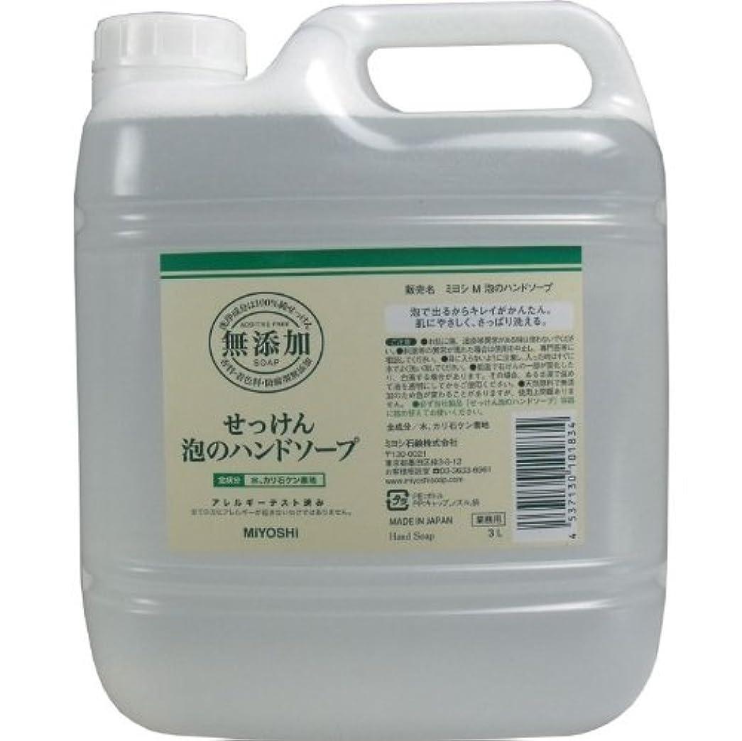 軸レース黒板泡で出るからキレイが簡単!家事の間のサッと洗いも簡単!香料、着色料、防腐剤無添加!(業務用)3L【5個セット】