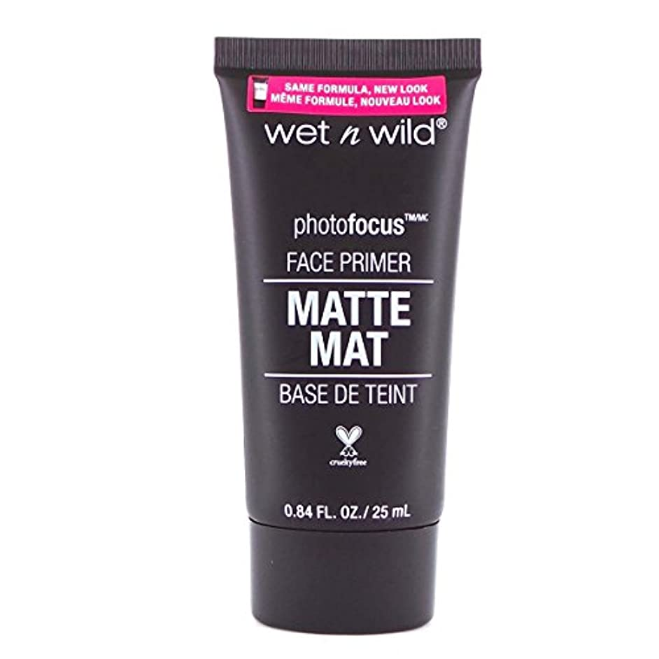 クレタ結紮熟した(6 Pack) WET N WILD CoverAll Face Primer (並行輸入品)
