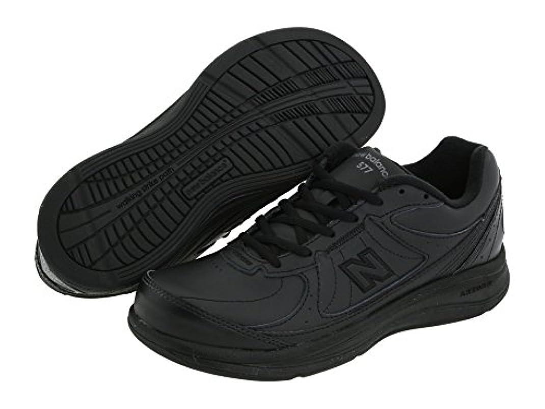 感謝する官僚哀れな(ニューバランス) New Balance レディースウォーキングシューズ?靴 WW577 Black 12 (29cm) B - Medium