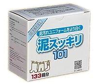 泥スッキリ本舗 泥スッキリ 101 元祖泥汚れ洗剤 1ケース(8箱) 0101x08