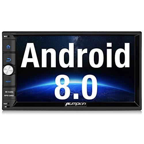 PUMPKIN Android 8.0 カーナビ 2din ...